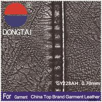 2015 wholesale artificial leather lace fabric Factory direct sale
