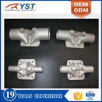 OEM SS304 precision casting automobile parts