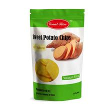 Low Temperature Vacuum Fried Yellow Sweet Potato Chips at Factory Price