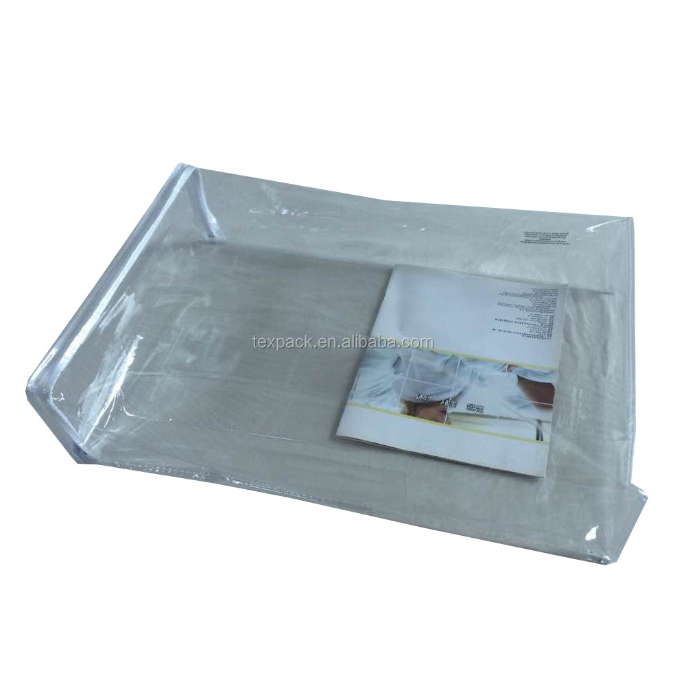 Cheap and common used pvc sewing bag plastik ziplock bag