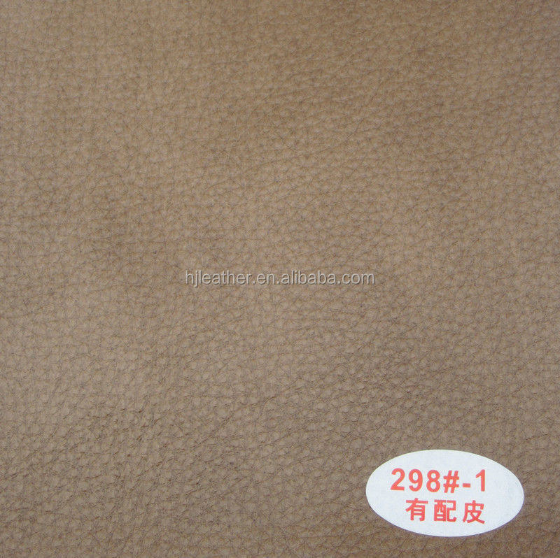 PVC Leather Material For Furniture Sofa