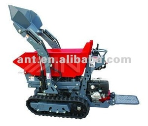 power barrow/hydraulic transmission/ muck truck /mini dumper/gasline Engine with CE BY800(Gasoline)