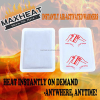 Disposable Medical Pain Plaster/Instant Hot Pack/Body Warmer/Menstrual Cramp Relief Patch alibaba express
