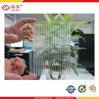2015 Hot product, red, black clear Polycarbonate Sheet