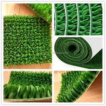 PE gold rush artificial gold mining and gold-washing grass mat in roll