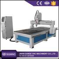 Jinan 3 axis multi function acrylic wood cutting cnc router engraving machine