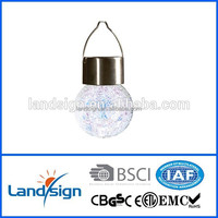 Ningbo new decorative solar lantern light XLTD-210 hanging solar Mason jar lighting