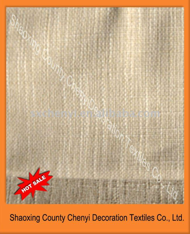 2011new chenille jacquard sofa fabric
