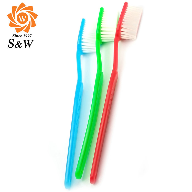Natural Plastic Silicone Wooden Long Handle Bath Brush