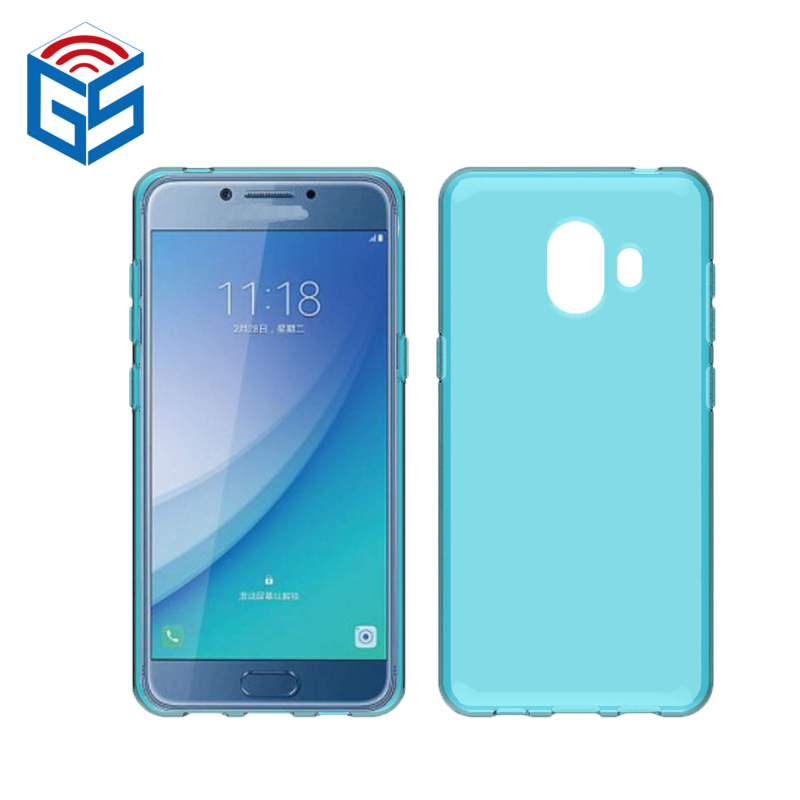Crystal Transparent TPU Cover For Samsung Galaxy <strong>C10</strong> Case