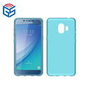 Crystal Transparent TPU Cover For Samsung Galaxy C10 Case