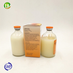 amoxicillin suspension for 20% injection antibiotics veterinary medicine