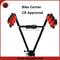 China Wholesale 3 Bikes Capacity Tow Ball Bike Rear Carrier CE Approved