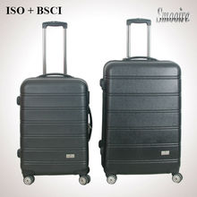 New business design PC trolley travel luggage set
