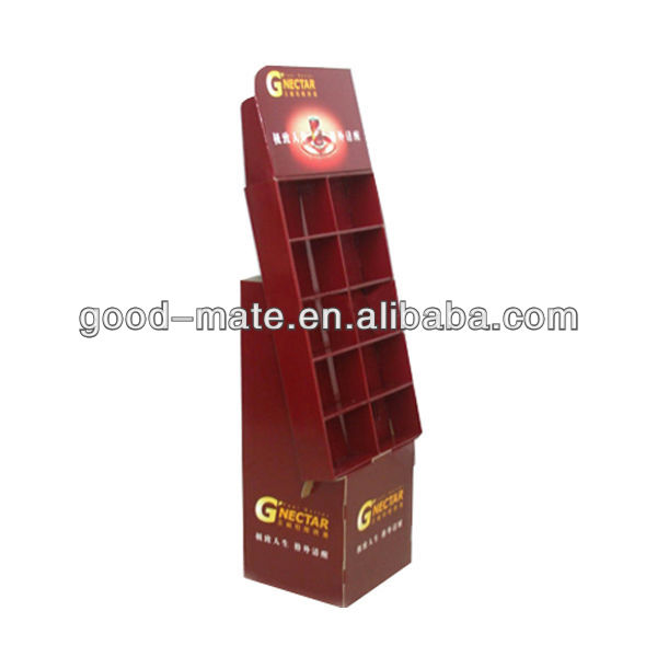 Point of Purchase Up Display Stand Nescafe Coffee Vending Machine