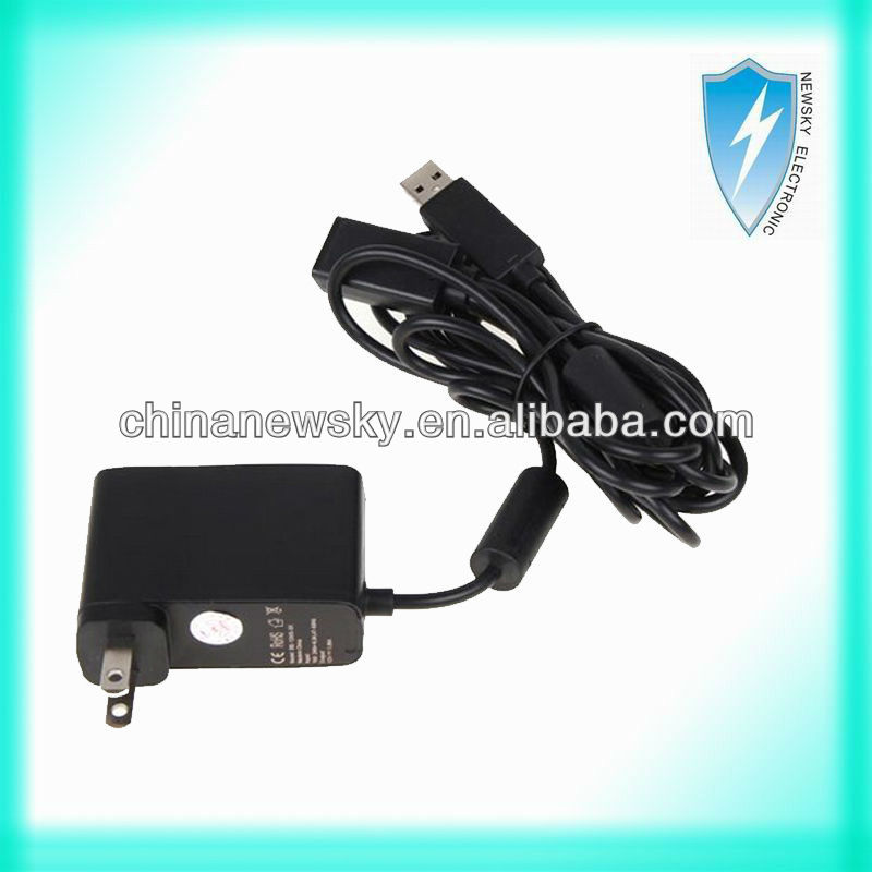 For xbox360 kinect Sensor Power supply AC adapter / adaptor