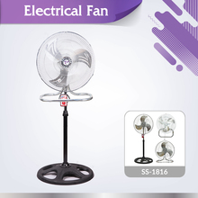 Taiwan best quality good price SS-1816 3in1 metal standing electrical fan