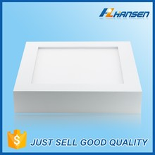 SAA double color led panel light new product idea foam panel 15w waterproof IP44 IP65 LED ceiling panel light