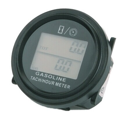 Inductive Round Counter Meter Tachometer