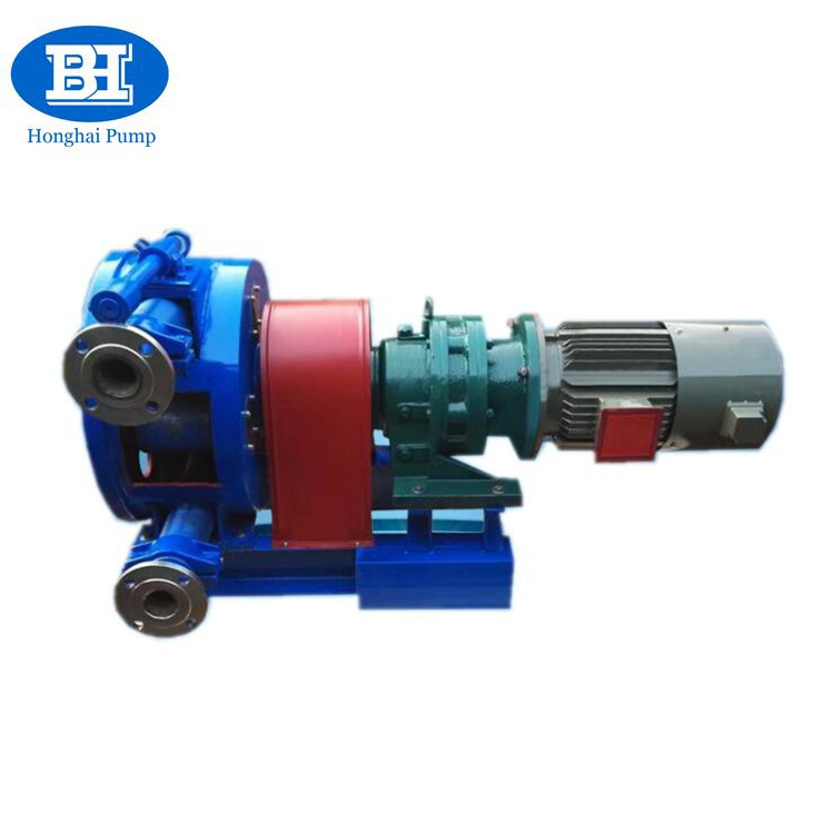 Cement Slurry Pumps /Hose Pump for Foam Concrete Pump