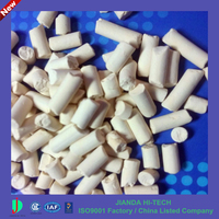 High qualiy popular desiccant 3A molecular sieve is for Drying of highly polar compounds, such as methanol and ethanol