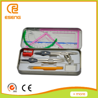 11pc math set or instrument box