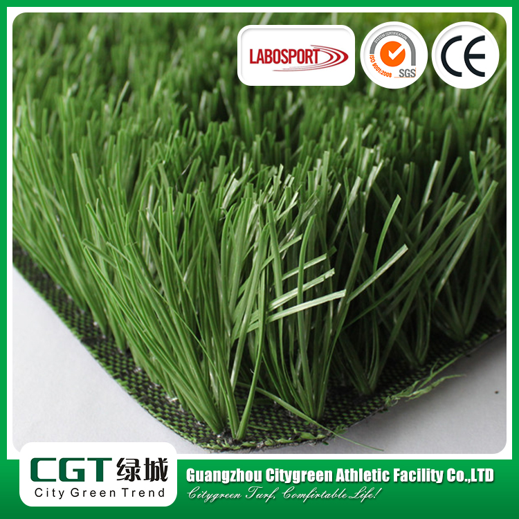 Competitive prices 50mm rubber infill indoor synthetic pe monofilament artificial soccer turf