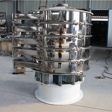 High efficiency vibrating screen for nido milk powder