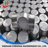 China manufacturer rubber roofing self adhesive deck waterproofing membrane