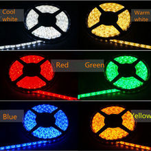 Factory Best Price Smd IP65 Waterproof Rgb LED Light Strip 3528 , LED Flexible Strip Light , High Cri LED Strip Kit