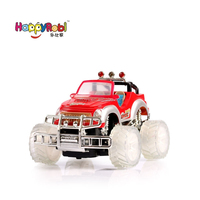 Toys for kids R/C electric vehicle with flashlight