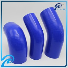 Aftermarket Automotive Silicone Rubber Turbo Hoses Silicone Pipes For EuropeTruck