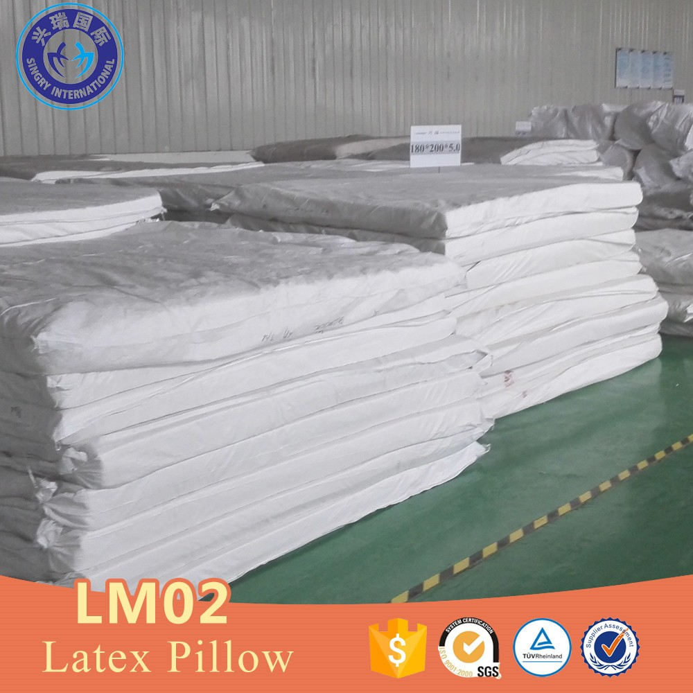 thin latex quilting foam sheet for mattress