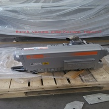 Track Cycling Pneumatic Vacuum Packing Machine For Sauced Fish Fillet