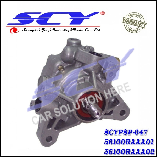 For Honda Accord 03-05 4-cylinder Brand New Power Steering Pump 56100-RAA-A02 56100RAAA02 56100-RAA-A01 56100RAAA01
