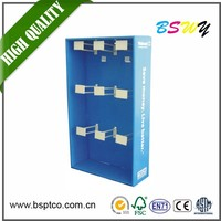 best selling DIY cosmetic display retail store displays table top displays