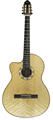 Fully Handmade 6strings Nylon String maple wood Classical left hand Guitar