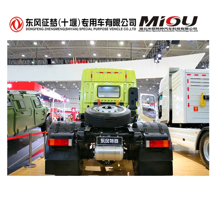 Cheap China truck tractor wigh good qualityed exported to Millde East