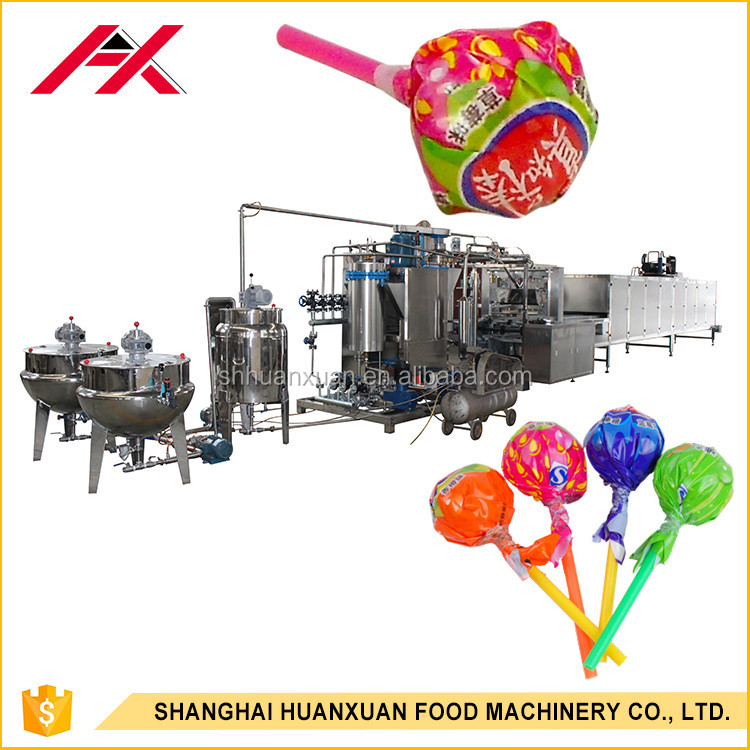 Wholesale China Merchandise Toffee/Hard Candy Production Line