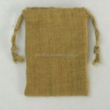 Decent quality jute coffee bean bags coffee bag with zipper top