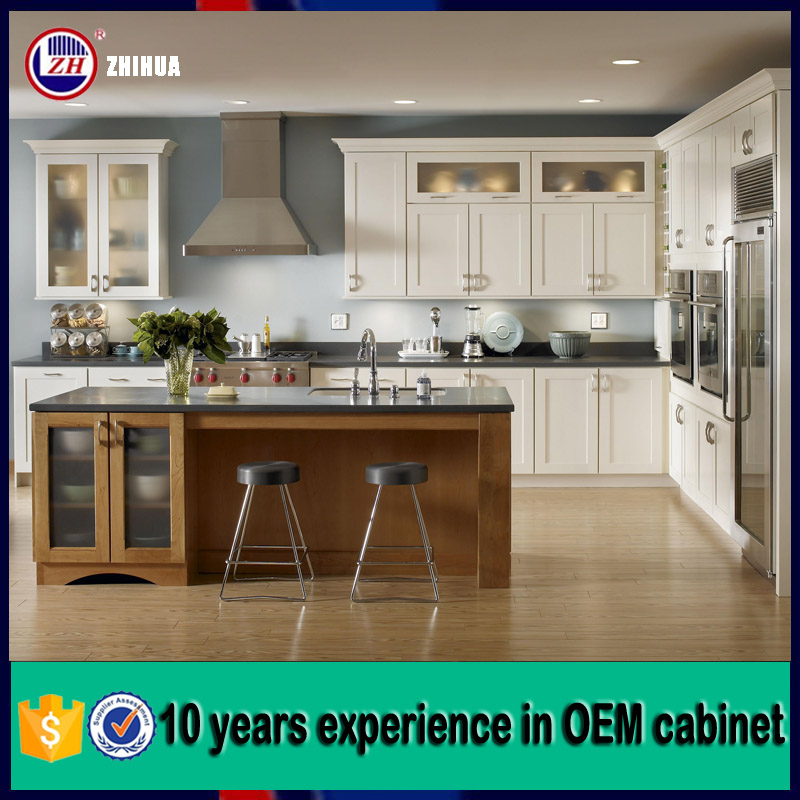 new model kitchen cabinets china in cheap price high quality