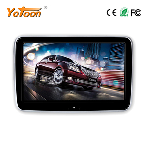 10.1 inch Headrest Monitor Android with WiFi/USB/SD Universal for any Car