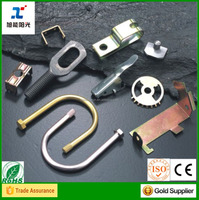 China Manufacturer factory Customized Stamping Parts Metal fabrication Stamping bending punching and welding parts
