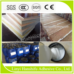 Hot Sale super wood working water-based white adhesive glue made in Linyi Shandong