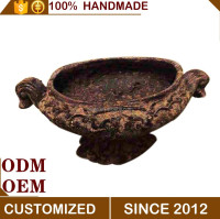High Quality Clay Antiques Gardren Flowerpot
