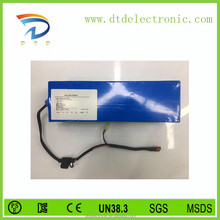 China Supplier 3.7 Volt Li-polymer Rechargeable battery / 3.7V 10Ah Lipo battries