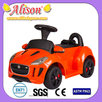 Alison C02609 license 6V ride on baby sit car remote control
