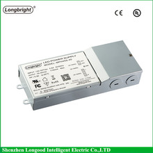 5 years warranty UL 28w 40w 60w 70w longoood longbright constant current led power supply