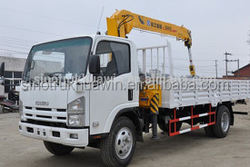 2016 New isuzu Mini Truck Crane