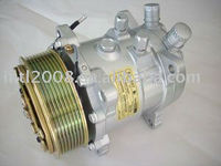 Universal Sanden 507 5H11 SD5H11 SD507 5125 air conditioning Compressor with Clutch PV8